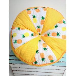 Ananasy i żółty w groszki -...
